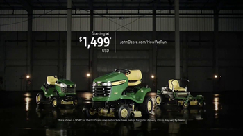 John Deere Riding Lawn Equipment TV Spot, 'Shortcuts' - Thumbnail 10