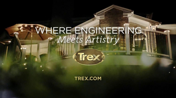 Trex TV Spot, 'You See, We See' - Thumbnail 10