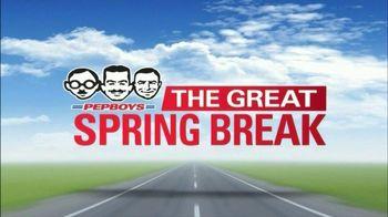 PepBoys The Great Spring Break TV Spot, 'Break Services' - Thumbnail 8