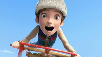 Rise of the Guardians Blu-ray and DVD TV Spot