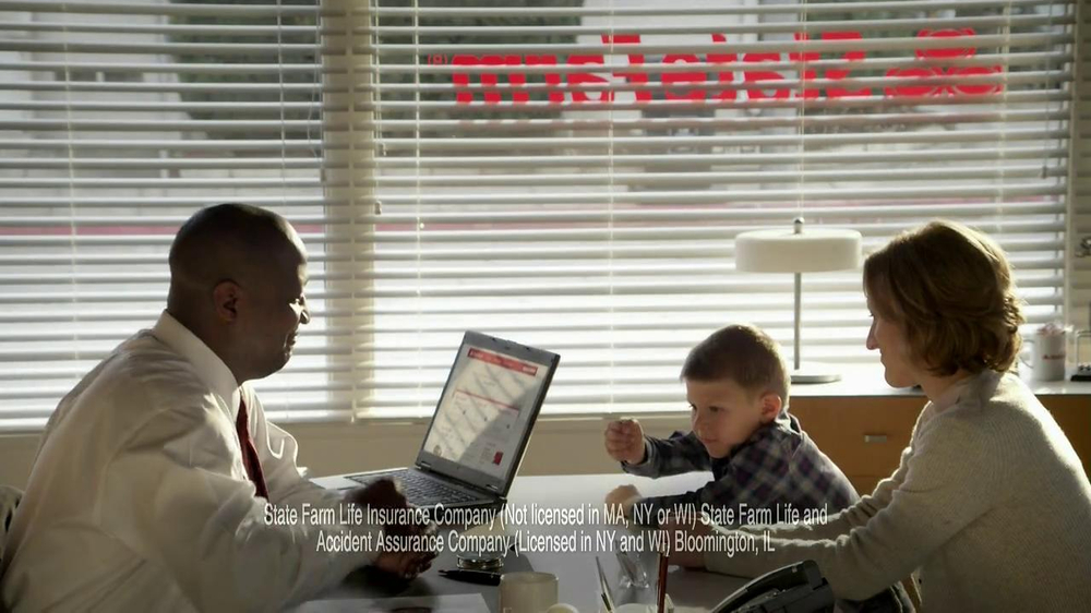 State Farm Life Insurance TV Commercial, 'Sick Son' - iSpot.tv