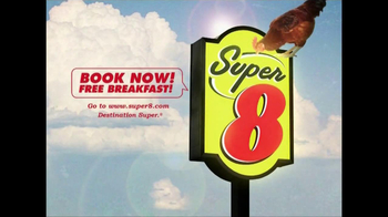 Super 8 TV Spot, 'Cinnamon Rolls' - Thumbnail 10