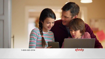 Xfinity Internet, TV and Voice TV Spot, 'Kids' - Thumbnail 1