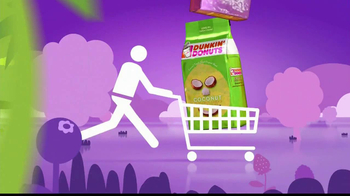 Dunkin' Donuts Coconut Ground Coffee TV Spot - Thumbnail 3
