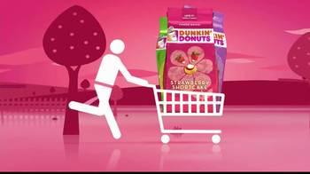 Dunkin' Donuts Coconut Ground Coffee TV Spot - Thumbnail 5