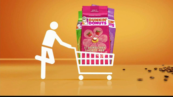 Dunkin' Donuts Coconut Ground Coffee TV Spot - Thumbnail 7