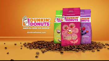 Dunkin' Donuts Coconut Ground Coffee TV Spot - Thumbnail 9