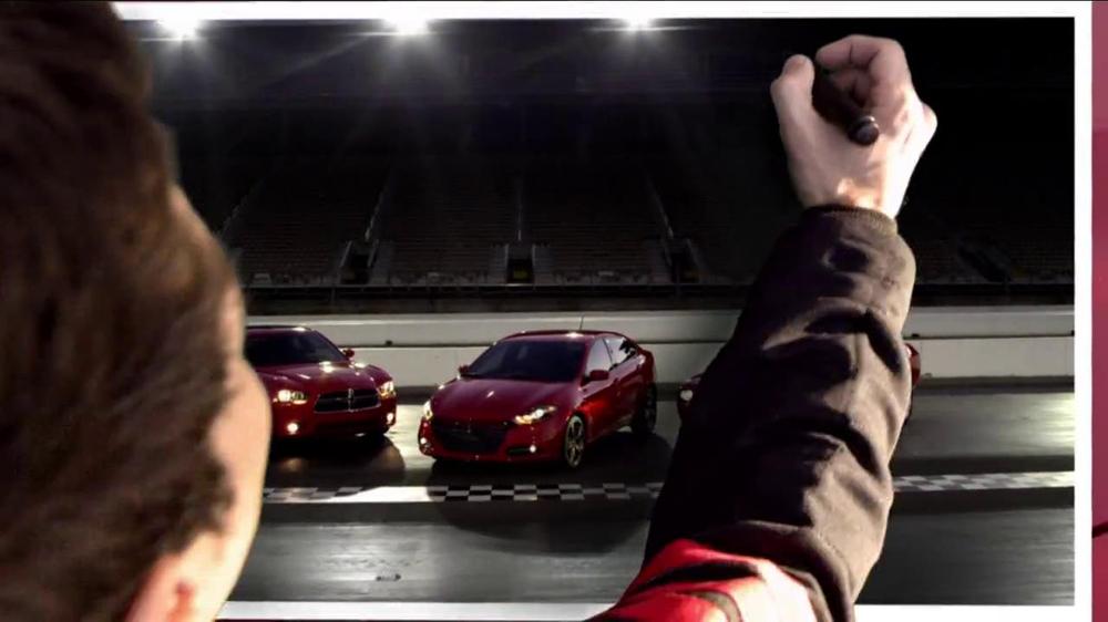 2013 Dodge Dart SXT TV Commercial, 'Endorsement'