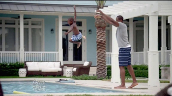 Dove Men+Care TV Spot, 'How to Stay in Shape' Featuring Dwyane Wade - Thumbnail 5