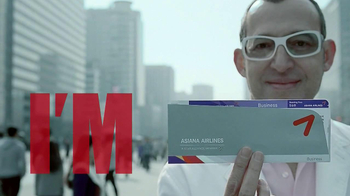 Asiana Airlines TV Spot, 'Designer'  - Thumbnail 7