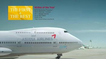 Asiana Airlines TV Spot, 'Designer'  - Thumbnail 8
