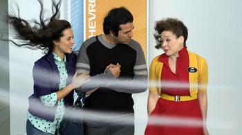 2013 Chevrolet Malibu LS TV Spot, 'Mucho Viento' [Spanish] - 2 commercial airings