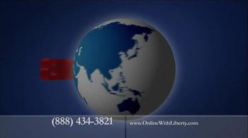 Liberty University Online TV Spot, '2013 Globe' - Thumbnail 1