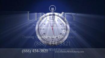Liberty University Online TV Spot, '2013 Globe' - Thumbnail 10
