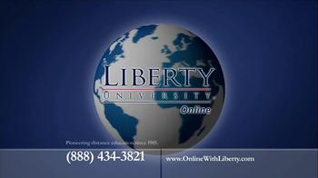 Liberty University Online TV Spot, '2013 Globe' - Thumbnail 3