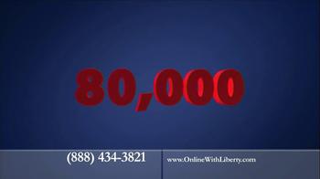 Liberty University Online TV Spot, '2013 Globe' - Thumbnail 5