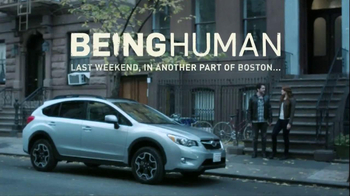 Subaru TV Spot, 'SyFy: Being Human Party' - 26 commercial airings