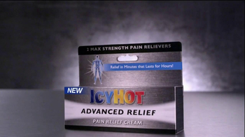 Icy Hot Advanced Relief Cream TV Spot, 'Shaq vs Pain' - Thumbnail 8