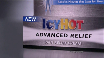 Icy Hot Advanced Relief Cream TV Spot, 'Shaq vs Pain' - Thumbnail 3