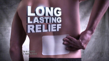 Icy Hot Advanced Relief Patch TV Spot, 'Shaq vs Pain' - Thumbnail 5