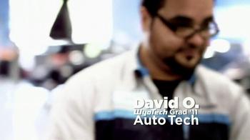 WyoTech TV Spot, 'David: Sign Me Up' - Thumbnail 2