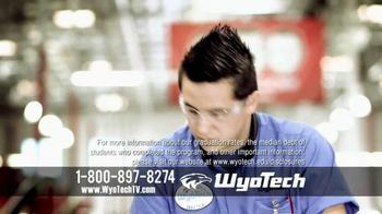 WyoTech TV Spot, 'David: Sign Me Up' - Thumbnail 5