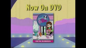 The Littlest Pet Shop: Little Pets, Big Adventures DVD TV Spot