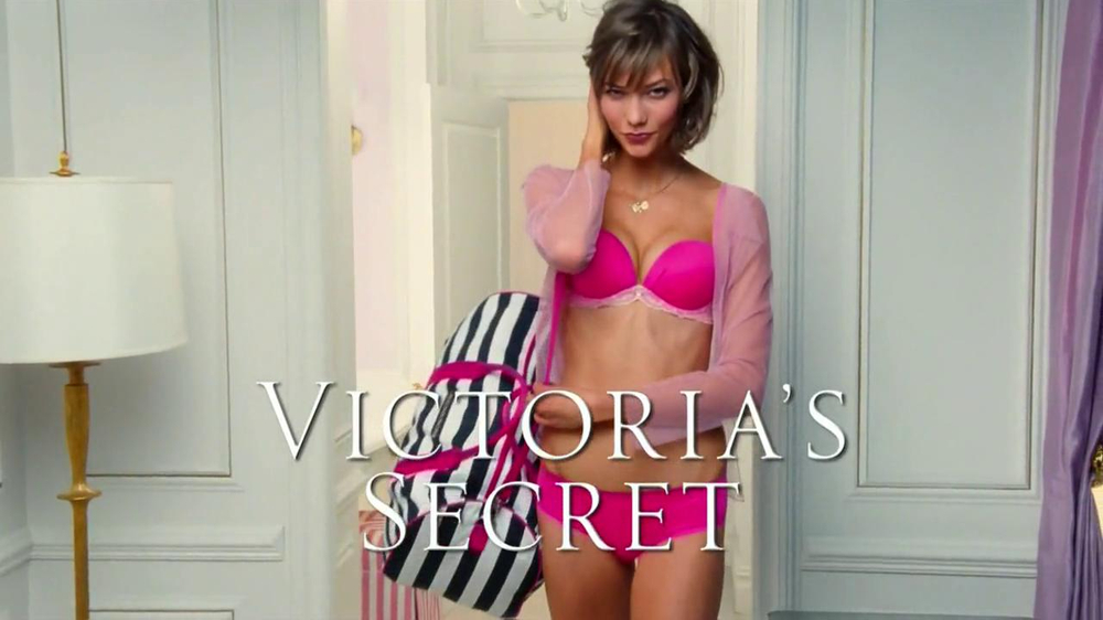 Victoria's Secret Getaway Bag TV Commercial Featuring Karlie Kloss
