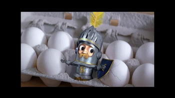 Spam TV Spot, 'Sir Can-A-Lot: Eggs' - Thumbnail 8