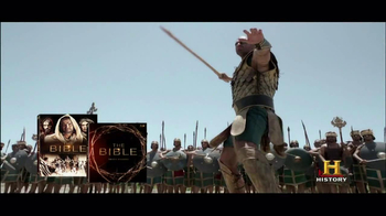 The Bible Series on Blu-ray and DVD TV Spot  - Thumbnail 3