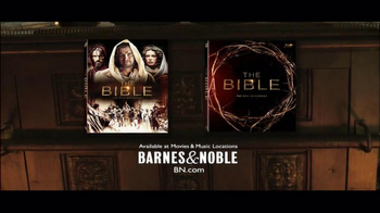 The Bible Series on Blu-ray and DVD TV Spot  - 102 commercial airings