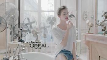 L'Oreal Colour Caresse TV Spot, 'The Wet Look' Featuring Barbara Palvin - Thumbnail 1