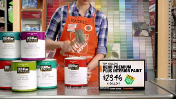 The Home Depot TV Spot, 'Paint Something' - Thumbnail 10
