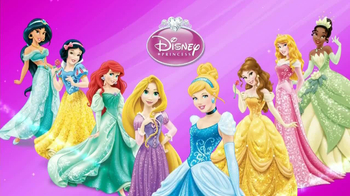 Disney Princess Gowns TV Spot - Thumbnail 1