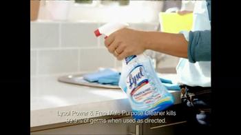 Lysol TV Spot, 'Healthing' - Thumbnail 5