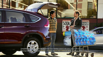Honda Really Big Spring Event TV Spot, 'Grocery Store Parking Lot' - 414 commercial airings