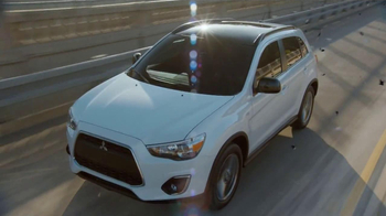 2013 Mitsubishi Outlander Sport TV Spot, 'Car of Tomorrow' - Thumbnail 3