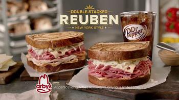 Arby's Reuben's Sandwich TV Spot, 'Get Outta Here' - Thumbnail 9