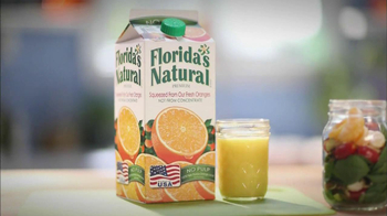 Florida's Natural Growers TV Spot, 'Road Trip Recipes'