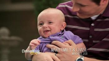 ChristianMingle.com TV Spot, 'Beautiful Family' - Thumbnail 6