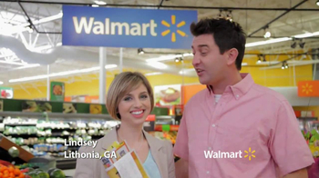 Walmart TV Spot 'Lindsey' - 252 commercial airings