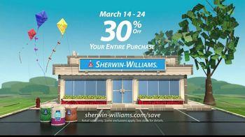 Sherwin-Williams Make It Mine Sale TV Spot, 'Stop By'