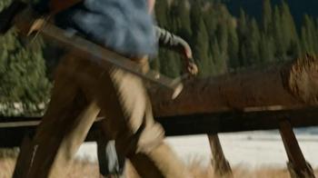 Coors Banquet TV Spot, 'Log Cabin' - Thumbnail 4