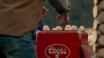 Coors Banquet TV Spot, 'Log Cabin' - Thumbnail 9