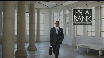 JoS. A. Bank Corporate Ladder Sale TV Spot - Thumbnail 1