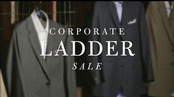 JoS. A. Bank Corporate Ladder Sale TV Spot - Thumbnail 3