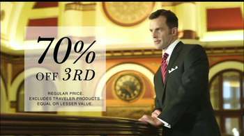 JoS. A. Bank Corporate Ladder Sale TV Spot - Thumbnail 6