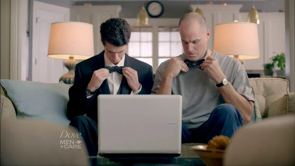 Dove Men+Care TV Commercial, 'How to Prepare for the Big Dance' Feat. Jay Bilas