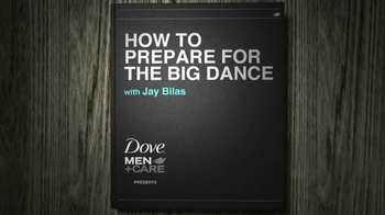 Dove Men+Care TV Spot, 'How to Prepare for the Big Dance' Feat. Jay Bilas - Thumbnail 2
