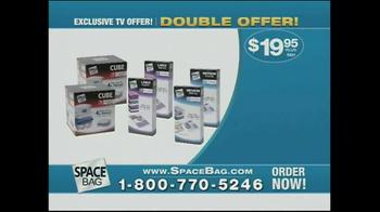 Space Bag Storage Packs TV Spot, 'Not Enough Space' - Thumbnail 10